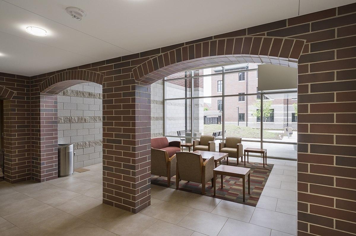 Central Michigan University Graduate Housing Neumann