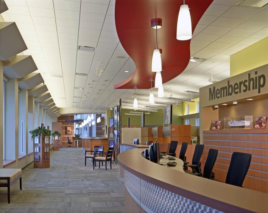 Dynamic Auto Group >> AAA Birmingham Branch Office - Neumann/Smith Architecture
