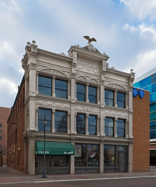 gallery bluecross blueshield office building architecture