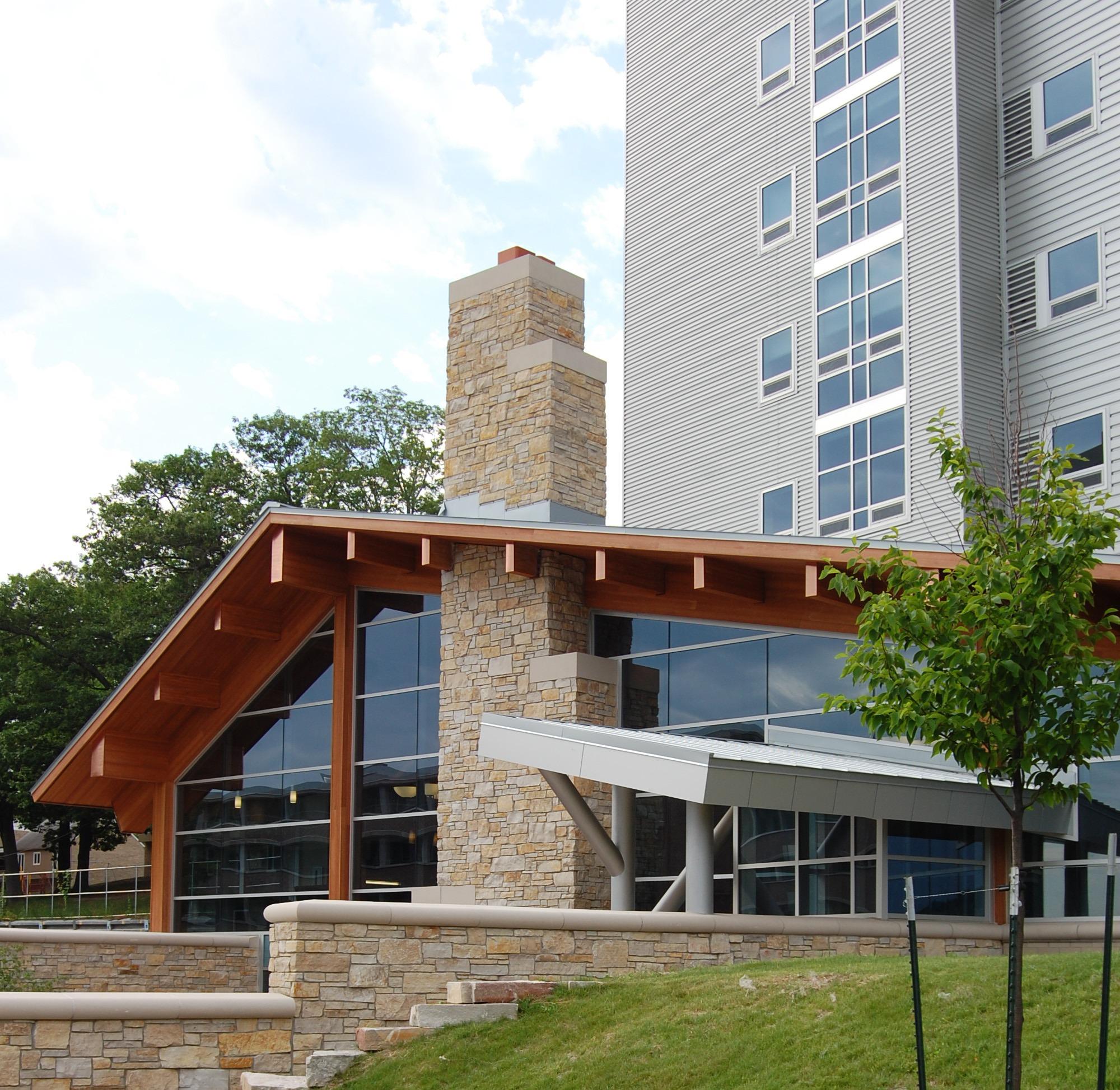 Michigan Technological University: Michigan Technological University Hillside Place