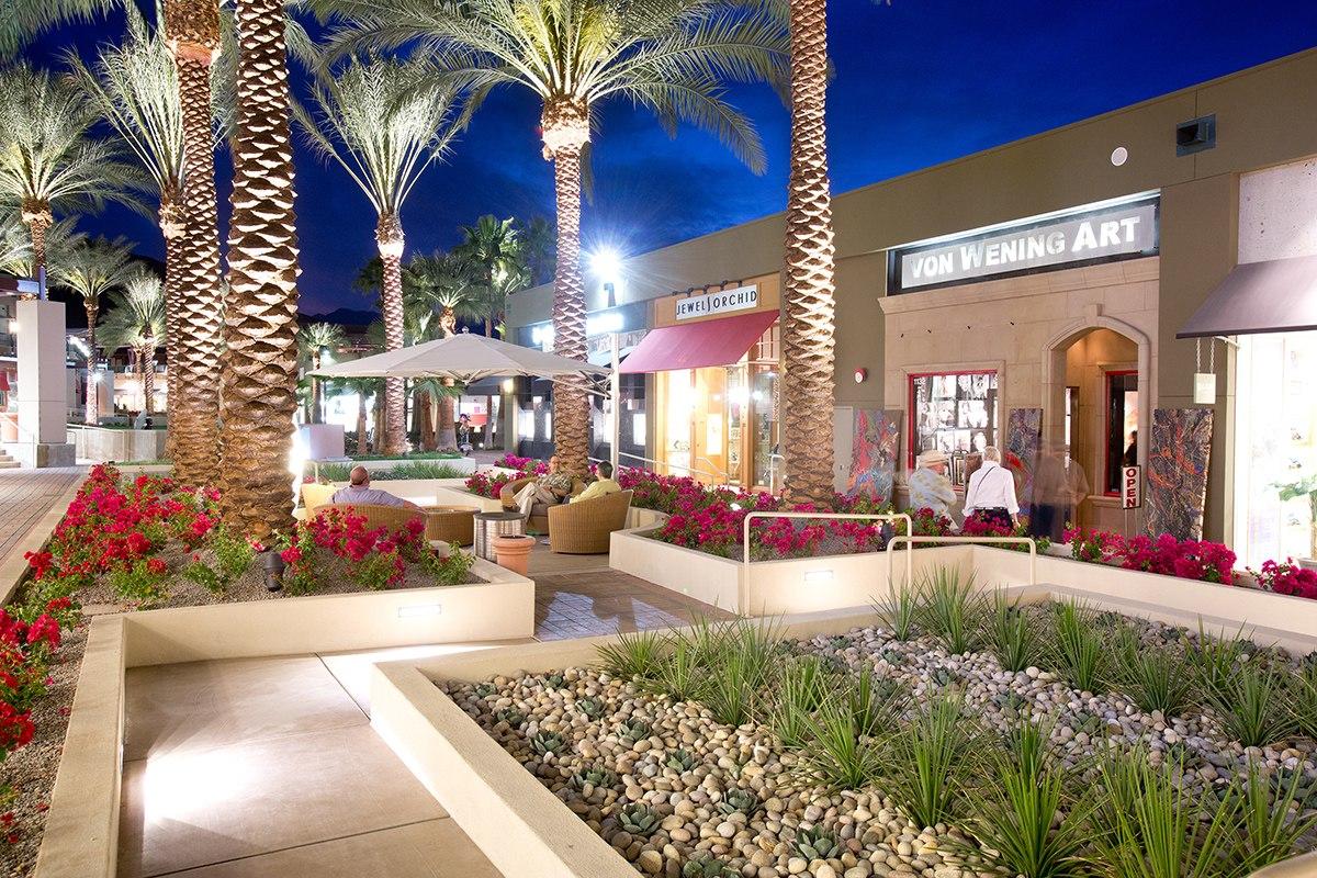New Restaurants El Paseo Palm Desert