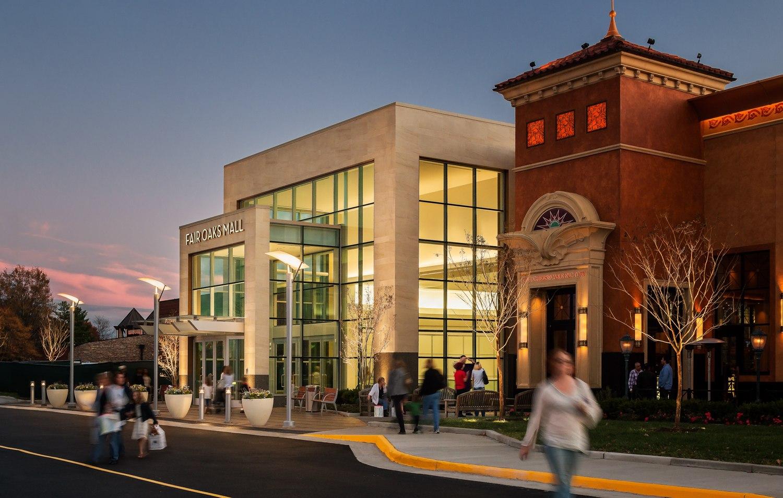 Fair Oaks Mall Neumann Smith Architecture
