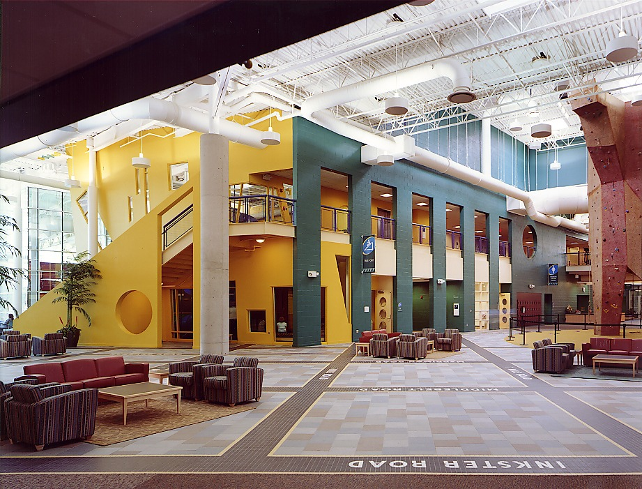 Livonia Community Recreation Center Neumann Smith