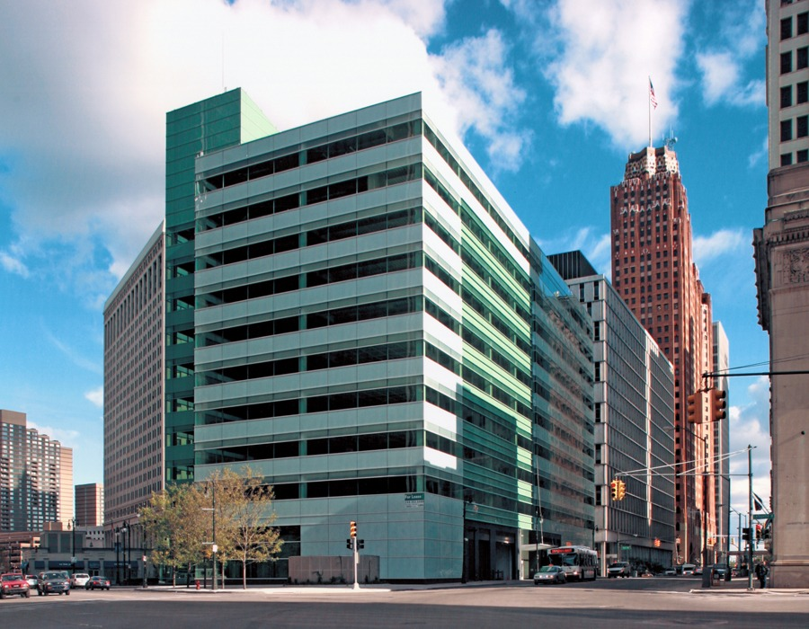 One Kennedy Square Neumann Smith Architecture