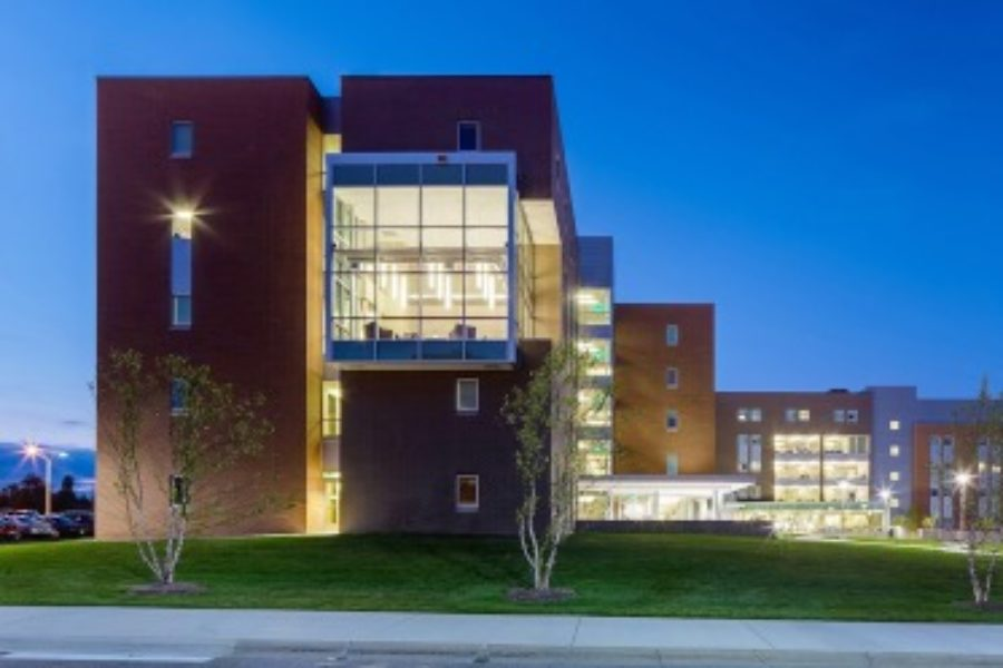 Oakland University Oak View Hall Wins Masonry Award