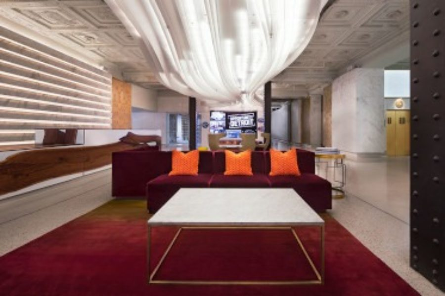 Detroit's First National Building Lobby: A Renaissance of Light