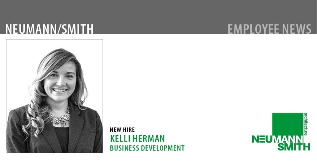 Neumann/Smith Welcomes Kelli Herman, Business Development Manager