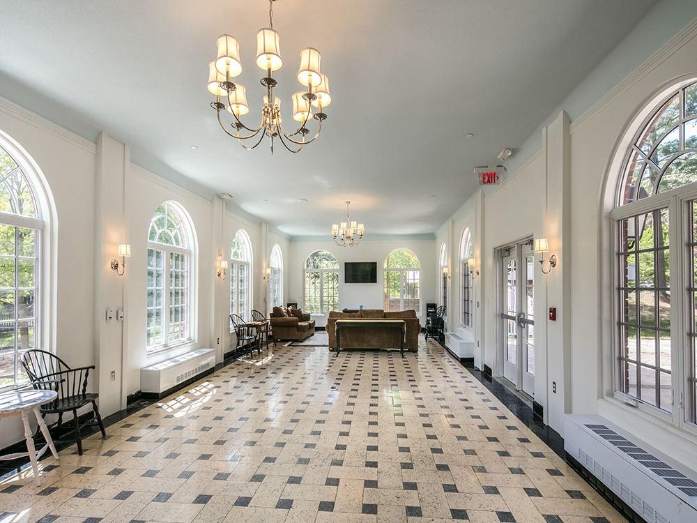 Hillsdale College Mauck Hall Renovations - Neumann/Smith ...