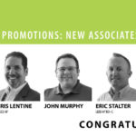 Neumann/Smith Promotes Five Employees to Associate