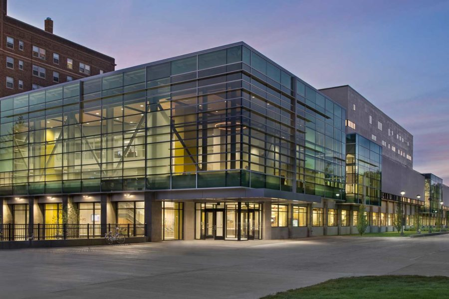 Wayne State University Student Center