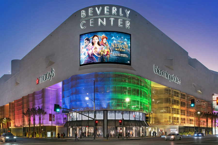 Beverly Center Renovations