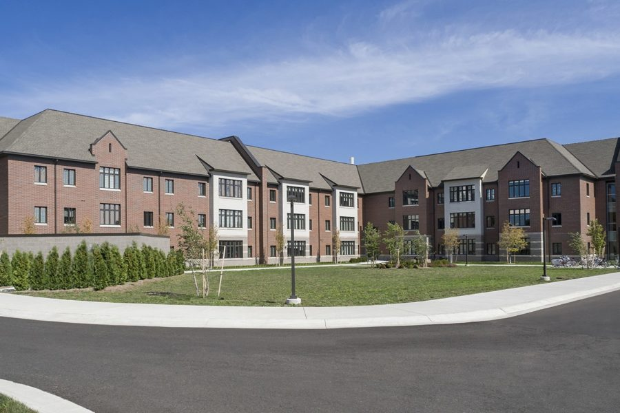 Central Michigan University Graduate Housing
