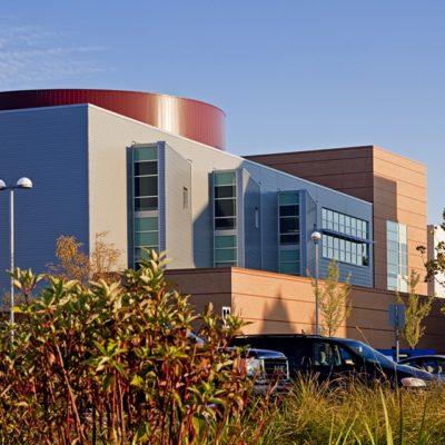 Ferris State University Michigan College Of Optometry Neumann Smith Architecture