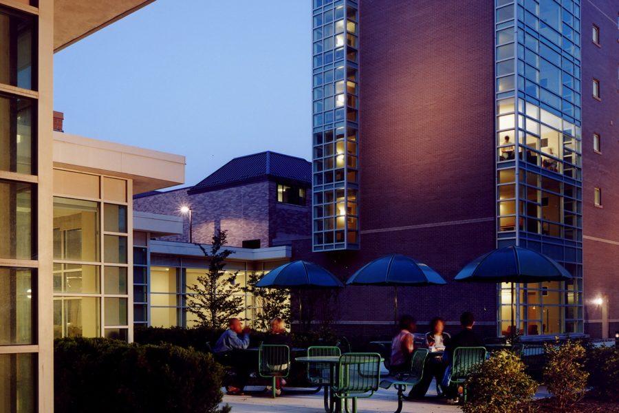 Wayne State University Residence Halls