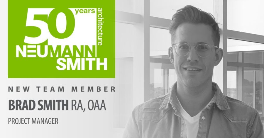 New Hire – Brad Smith, RA, OAA