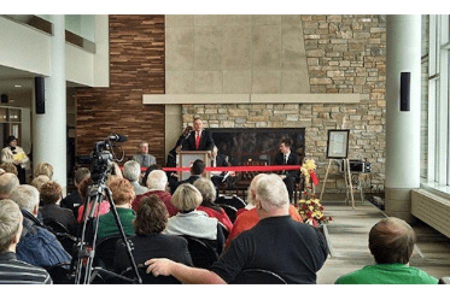 Ferris State University Center Grand Opening