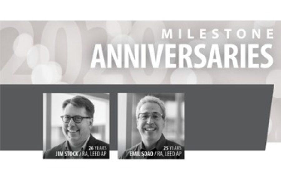 Milestone Anniversary Announcement